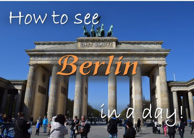 Howtoseeberlininaday