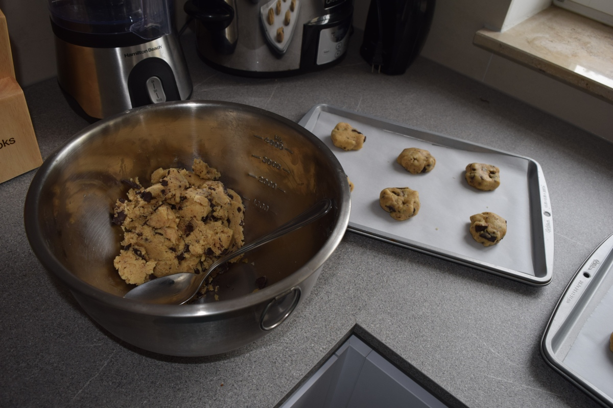Baking with Becky: Cookies!