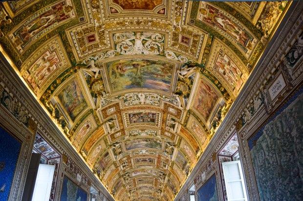 vaticanceiling